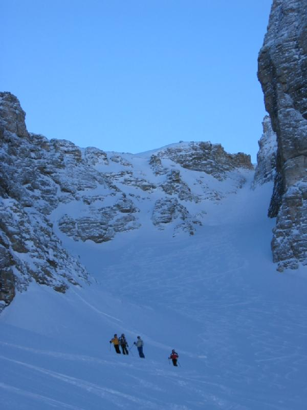 What shaal we do now, a pouder run?, Zermatt
