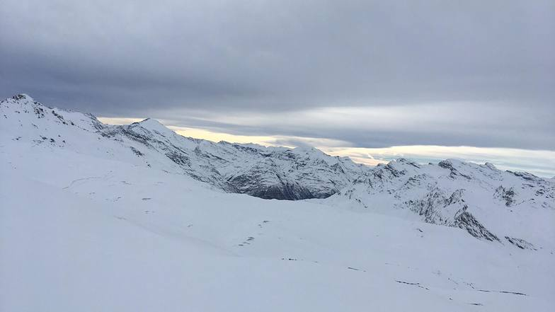 Fresh Snow in Val d'Isere