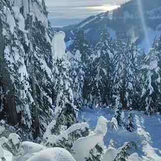 Top gun January 2017, Cypress Mountain