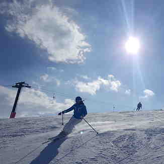 "Skiing on ""Galicki 1"", Resort Mavrovo"