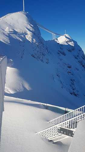 Gstaad Glacier 3000 Ski Resort by: Stefano Maida