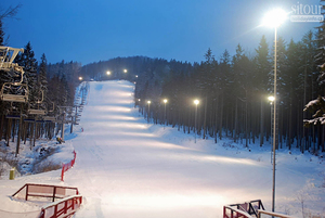 Ski areál Příčná Zlaté Hory photo