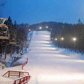 Ski areál Příčná Zlaté Hory