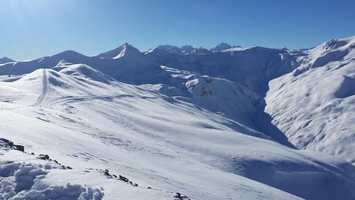 Livigno Ski Resort by: Jacek