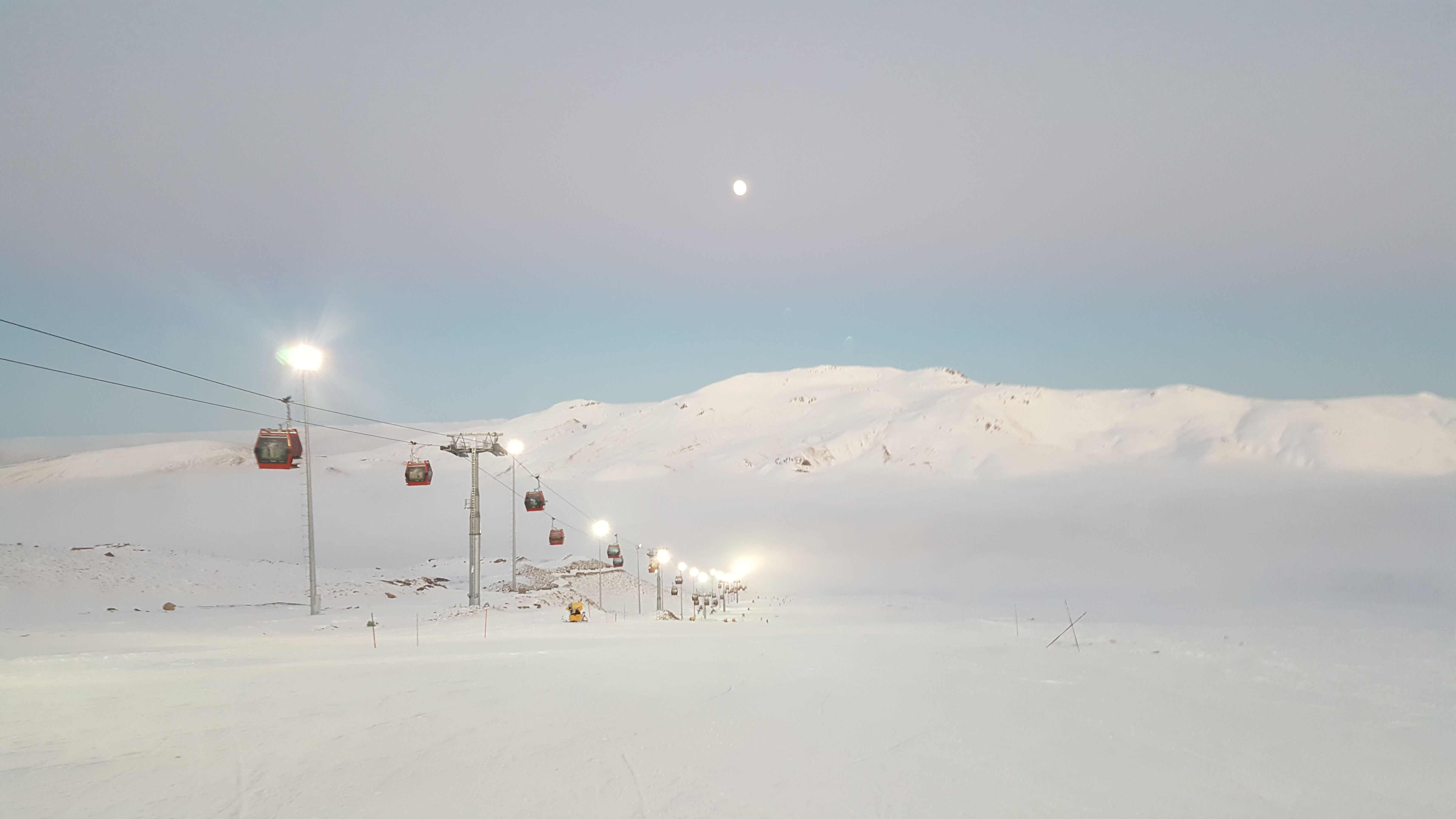 ERCİYES SKİ, Erciyes Ski Resort