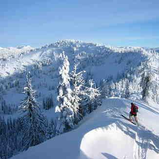 Brundage Mountain Summit, Brundage Mountain Resort