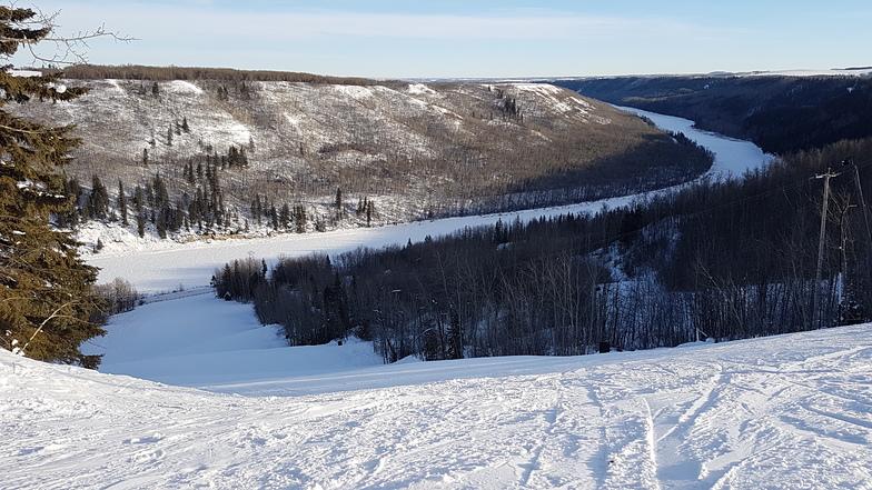 Canyon View, Canyon Ski Area