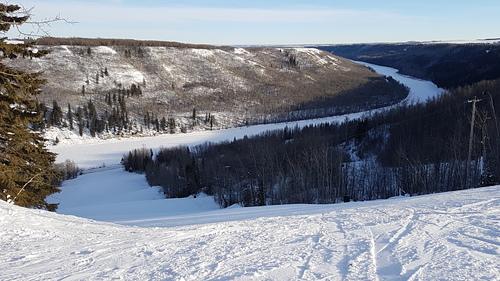 Canyon Ski Area Ski Resort by: Sean John