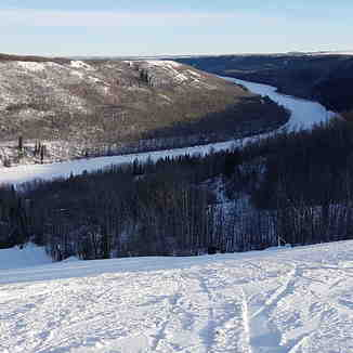 Canyon View, Canyon Ski Area