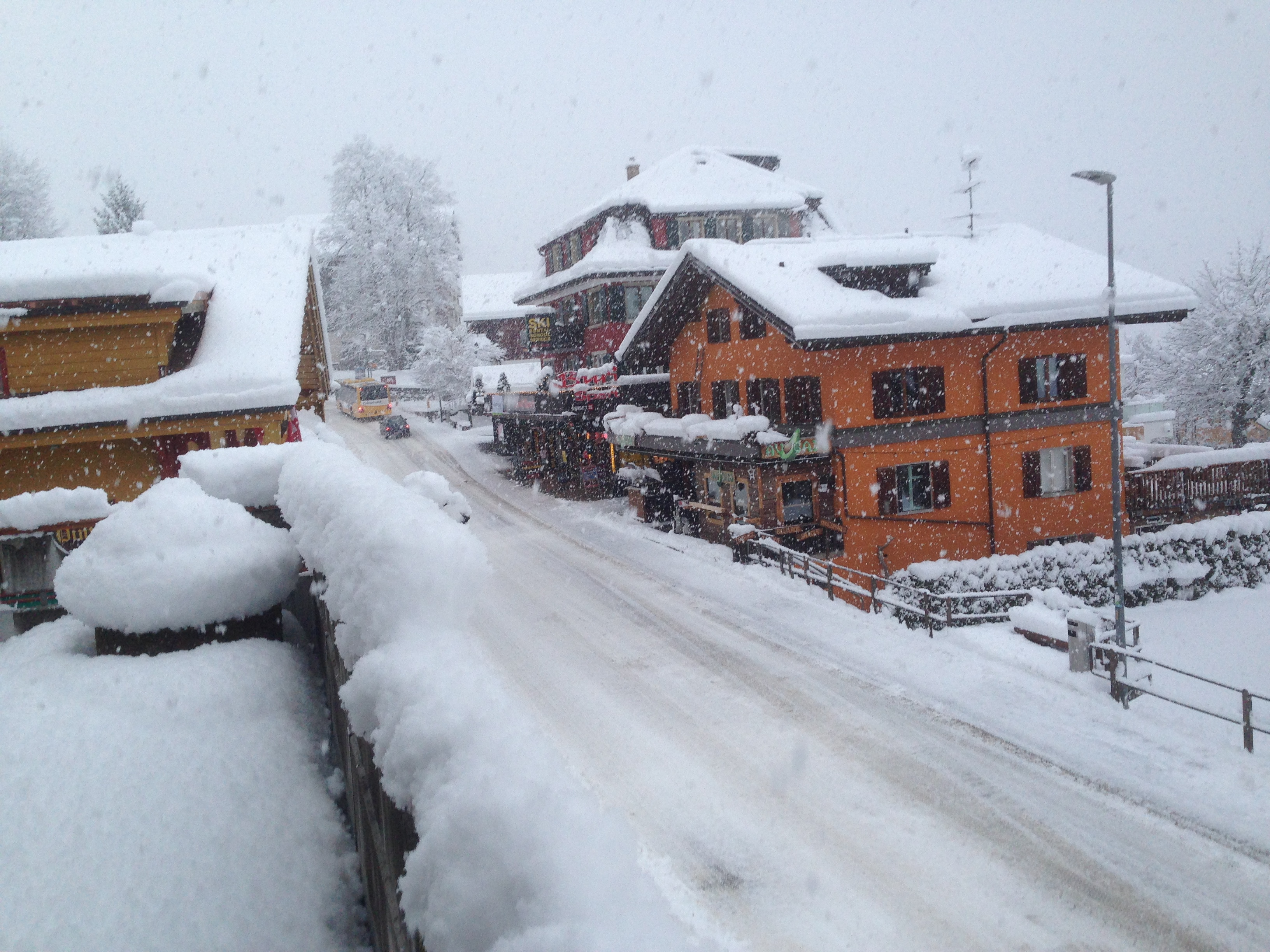 OUR VIEW, Grindelwald