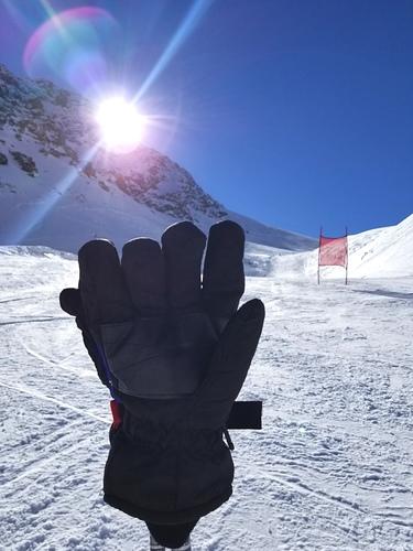 Portillo Ski Resort by: DANILO FERNANDEZ