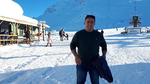 Saklıkent Ski Resort by: AKİF ÇİLİNGİR