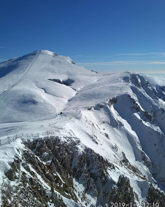 Falakro, Falakro Ski Resort