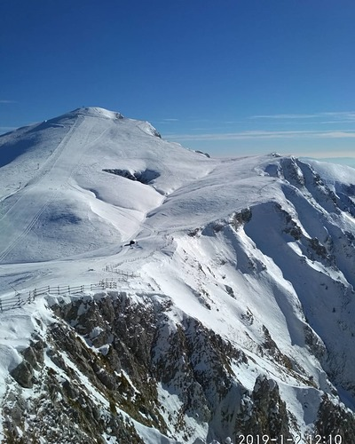 Falakro Ski Resort Ski Resort by: Topkaras Vasilis