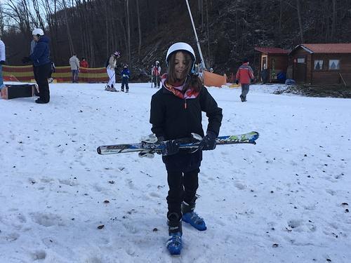 Eplény Síaréna Ski Resort by: Lisa Hughes