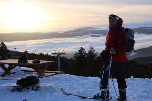 Sarıkamış Ski Resort by: Tekin Küçüknalbant