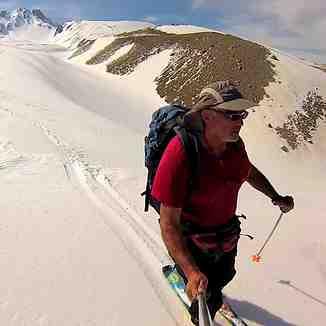 Mt.Erciyes Tour Ski '' Mt. Guide Tekin Küçüknalbant, Erciyes Ski Resort
