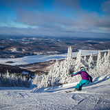 Tremblant resort, Canada - Quebec