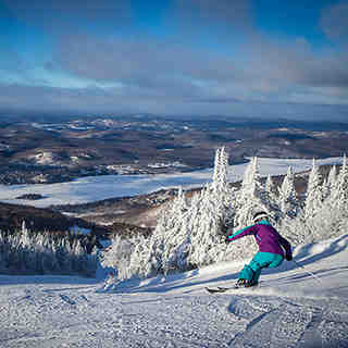 Tremblant resort, Mont Tremblant