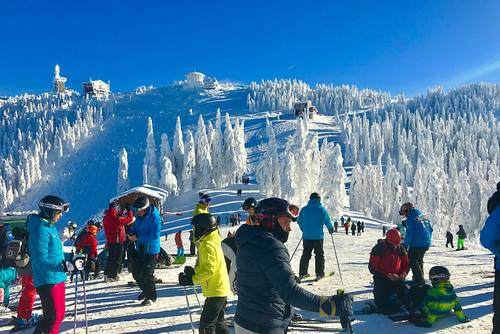 Poiana Brasov Ski Resort by: Snow Forecast Admin