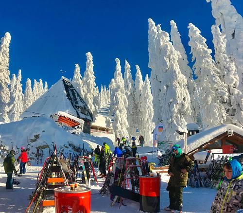 Poiana Brasov Ski Resort by: Snow Forecast Admin