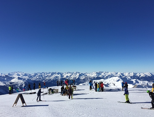 La Plagne Ski Resort by: Ben Frank