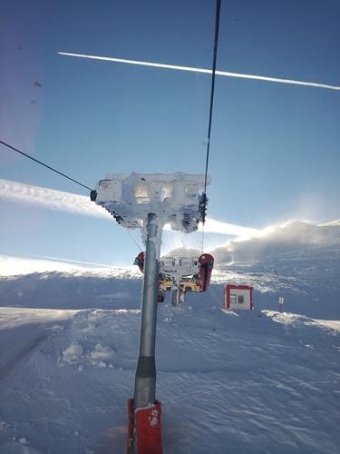 Yildiz Ski Resort Ski Resort by: Ş.EROL TEMİZÖZ