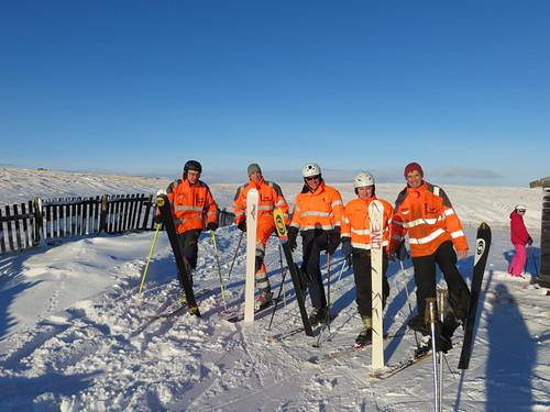 Weardale Ski Club  Guide de la station