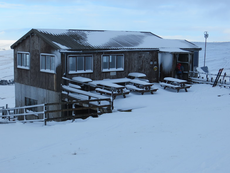 Ski lodge, Weardale Ski Club