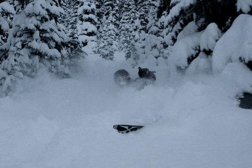 Crystal Mountain Ski Resort by: tw