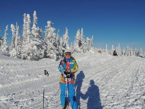 Sheregesh Ski Resort by: Gulnar Enaleeva