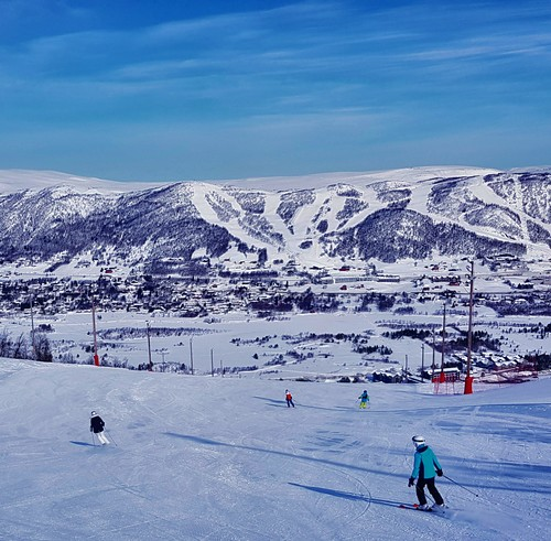 Geilo Ski Resort by: Robert Lee
