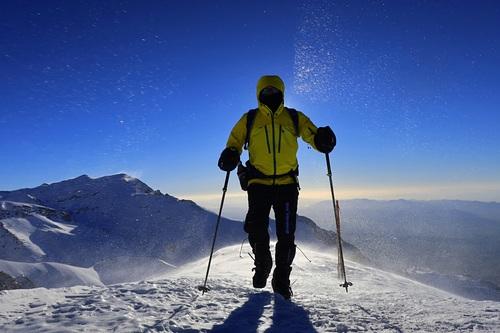 Tochal Ski Resort by: mehrdad mohammadian