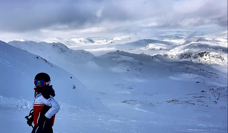 Top of Totten, Hemsedal