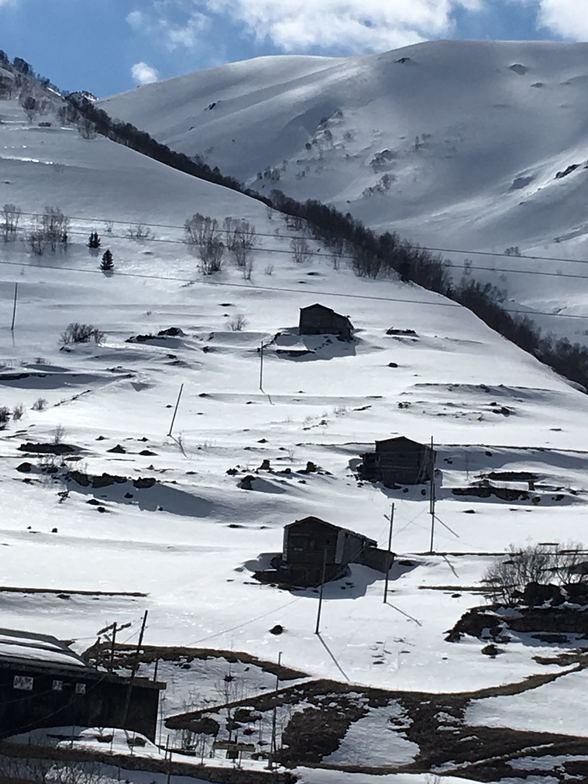 İKİZDERE GÕLYAYLA KABAHOR KARAPAPUR Laz BOARD, Turkey Heliski-Ikizdere