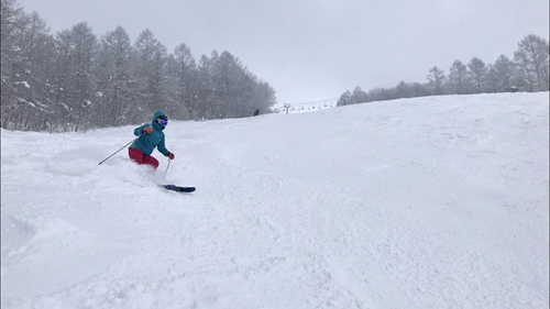 Happo One Ski Resort by: Powder
