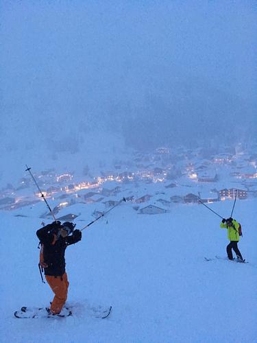 Lech Ski Resort by: pere jorda