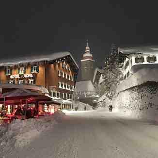 Lech town