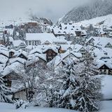 Winter wonderland, Andermatt