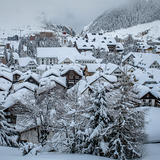 Winter wonderland, Andermatt