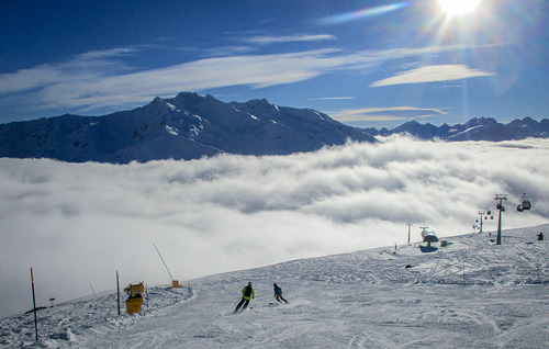 Andermatt Ski Resort by: Snow Forecast Admin
