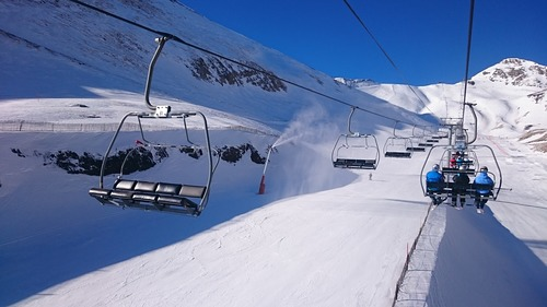 Vallnord-Arinsal Ski Resort by: Mark Downie