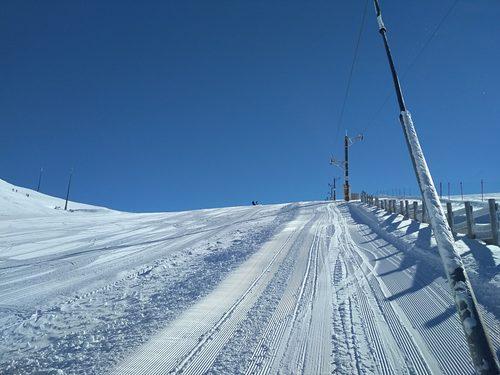 Mt Parnassos-Kelaria Ski Resort by: Anastasios Paraskevopoulos