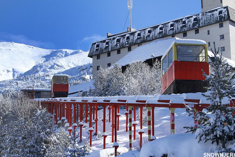 The classic train, Brezovica