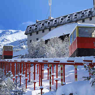 The classic train, Brezovica