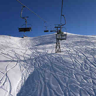 The main piste, Brezovica