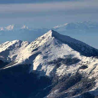 Pashallore / Ostervice Peak 2092m, Brezovica