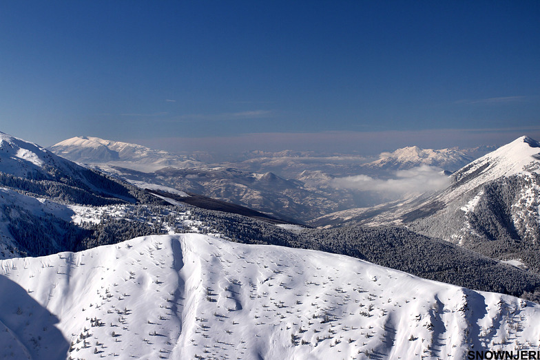 Mountains of Prizren, Brezovica