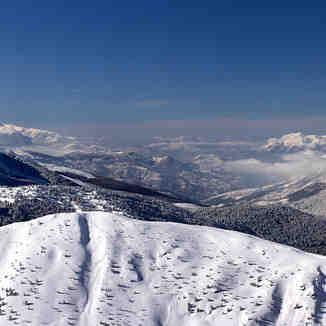 Mountains of Prizren, Brezovica