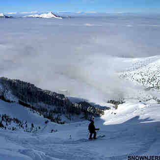 Steep Eagles nest, Brezovica